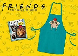 Friends: The Official Cookbook Gift Set (Friends TV Show, Friends Merchandise)