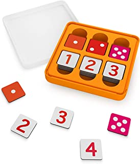 Osmo - Genius Numbers - Ages 6-10 - Math Equations (Counting, Addition, Subtraction & Multiplication) - For iPad or Fire T...