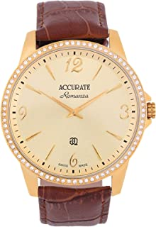 Accurate Watch For Men- Analog - AMQ1886L