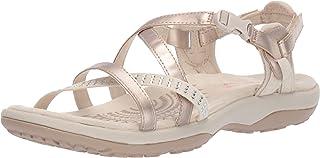 Skechers REGGAE SLIM - FESTIVITY - Strappy Adjustable Slingback womens Sandal