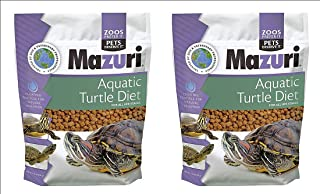 Mazuri Aquatic Turtle Diet 2-Pack