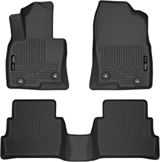 Husky Liners Fits 2017-19 Mazda CX-5 Weatherbeater Front & 2nd Seat Floor Mats