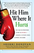 Hit Him Where It Hurts: The Take-No-Prisoners Guide to Divorce-Alimony, Custody, Child Support, and More