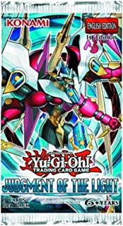 YuGiOh Judgment of the Light Booster Pack English 1st Edition