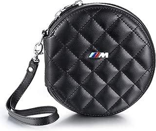 S-WEKA M Line Car Nylon CD/DVD Binder (30 Capacity) for BMW (Black)