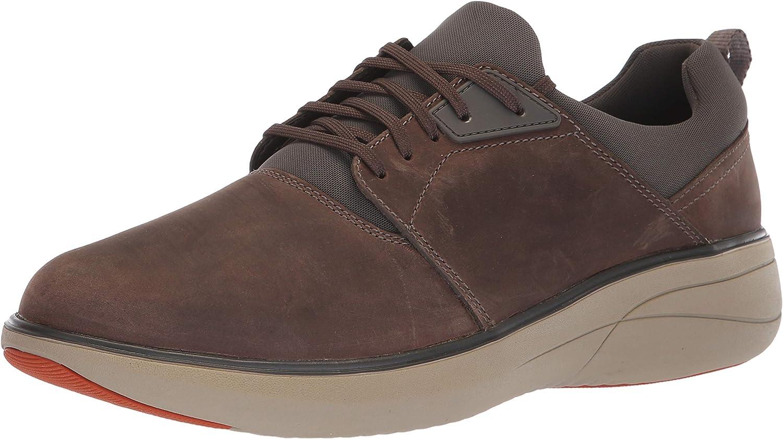 Clarks Men's Brand Cheap Sale Venue Un Max 58% OFF Rise Lo Sneaker