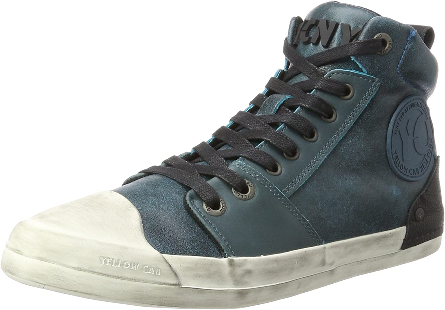 gul Cab Mans Grind M Hi -Top Trainers Trainers Trainers  till salu