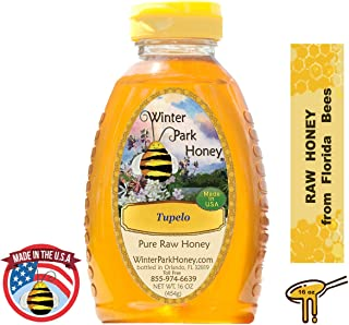 Winter Park Honey - Raw Tupelo Honey from Florida Panhandle