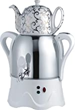 Rebune Electric Kettle, White, RE-6-009,Plastic