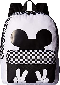Mickey's 90th Checkerboard Mickey Realm Backpack