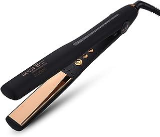 Ikonic Gleam Rose Gold Hair Straightener