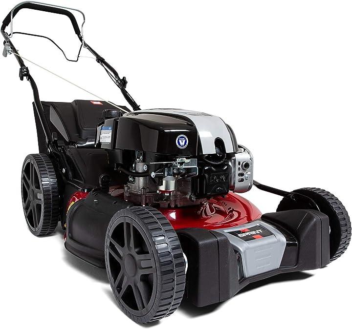 Tagliaerba - sprint 530spx semovente a benzina autopropulso motore briggs & stratton 750ex series dov, 53 cm 2691795