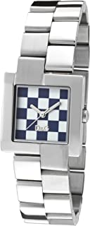 Dolce & Gabbana D&G Time Watch PROMENADE DW0440, Color: Silver-Coloured, Size