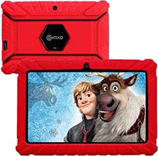 Contixo V8-2 7 inch Kids Tablets - Tablet for Kids with Parental Control - Android Tablet 16 GB HD Display Durable Case & ...