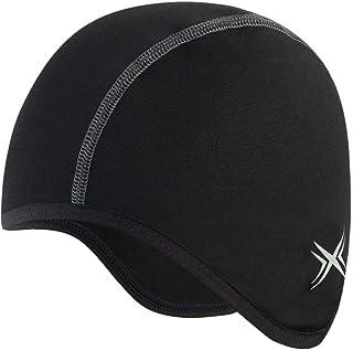 BALEAF Skull Cap Cycling Running Beanie Thermal Helmet Liner Black