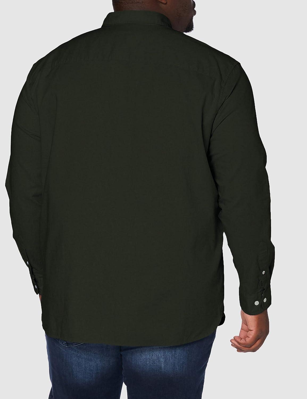 JACK /& JONES Herren Jjeclassic Soft Oxford L//S Ps Shirt