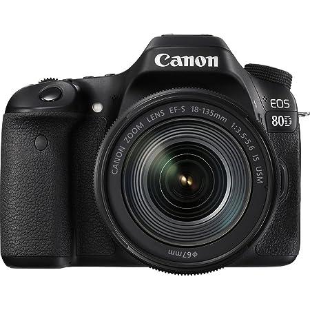 Canon Eos 80d Spiegelreflexkamera Gehäuse Ef S 18 135 Kamera