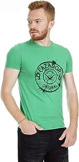 Cazador Bisiklet Yaka T Shirt ERKEK T SHİRT CDR 4082