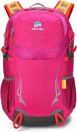 Sac à dos de randonnée en plein air 35L de grande capacité pour hommes et femmes sac d'alpinisme sac à dos étanche