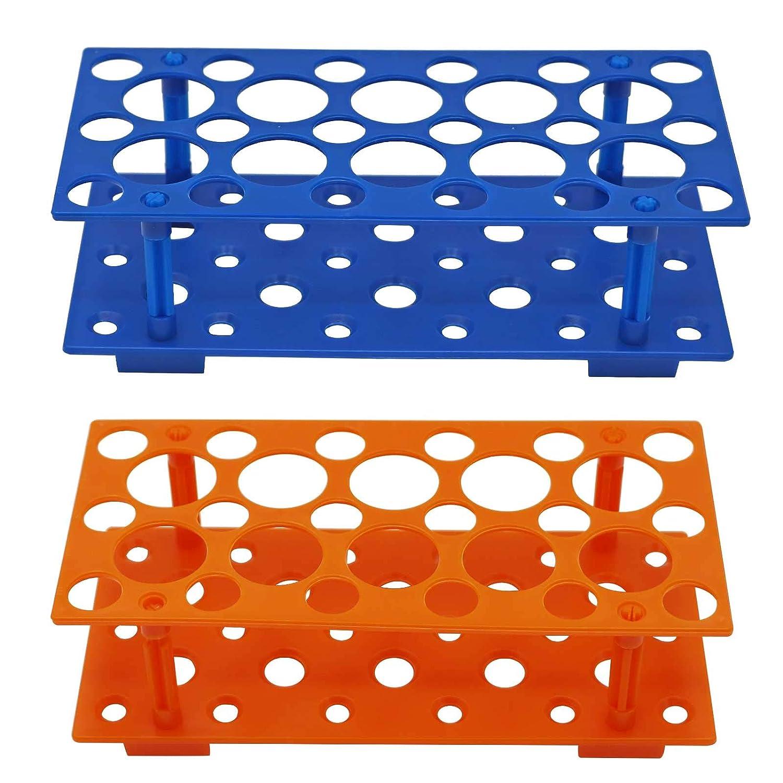 28 Well Test Tube Rack Laboratory Now free shipping Plastic Holde Popular Centrifuge