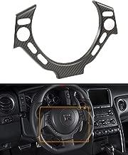 gtr carbon fiber steering wheel