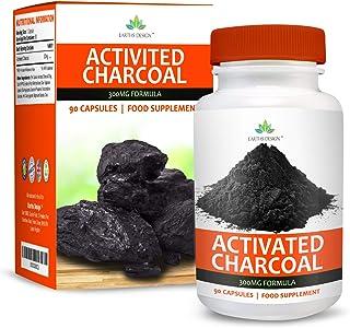 Carbón Activo 300mg - Para Hombres y Mujeres - Activated