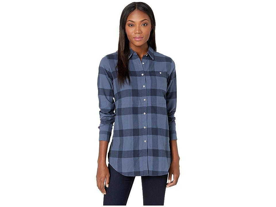 Mountain Hardwear Pt. Isabel Long Sleeve Tunic (Zinc) Women
