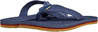 Sanuk Men's Beer Cozy Stacker Webbing Flip-Flop