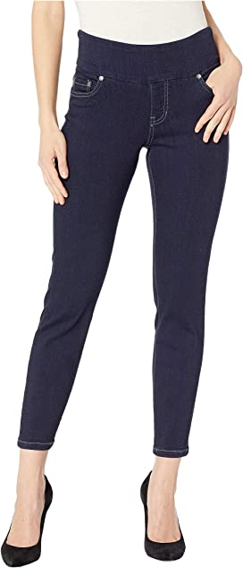 5e1192be237c Jag Jeans Nora Skinny Ankle Pull-On Jeans in Freedom Knit Denim at ...