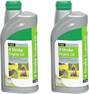 SPARES2GO Stroke SAE Engine Oil for Speedboat Waverunner Jet Ski Litre