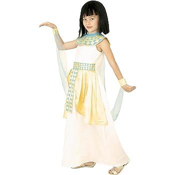 César - Disfraz de egipcia para niña, talla 5-7 años (F232-002 ...