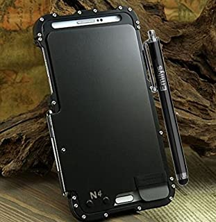 S7 Edge case,Emilys Samsung Galaxy S7 Edge case,Emilys 360 Armor King Cool Luxury Metal Aluminum Case Cover for Samsung Galaxy S7 Edge(Black)