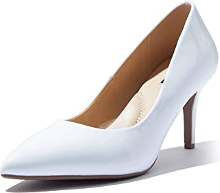Women's high Heels Cushioned Office Pointy Toe Stiletto...