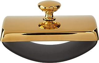 El casco M700Turtle Bell e fermacarte 23 carati oro Gold