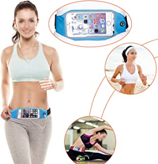 Casey Released Sports Running Waist Belt Jogging Gym Bag Case Cover Holder for Mobile ph BGVT