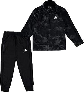 adidas Conjunto de chaqueta y pantalón de tricot para niños