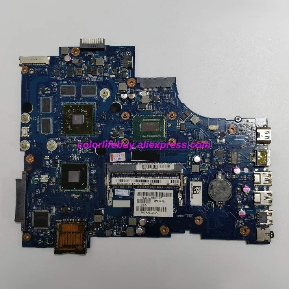 Lysee Laptop Motherboard - Genuine CN-0V98DM 0V98DM V98DM VAW11 LA-9102P I7-3537U HD8500M Laptop Motherboard for Dell Inspiron 17R 3721 5721 Notebook PC