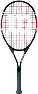 Wilson Tennis Fusion XL Tennis Racket, Size 3