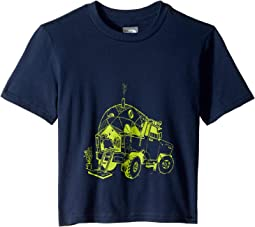 Short Sleeve Graphic Tee (Little Kids/Big Kids)