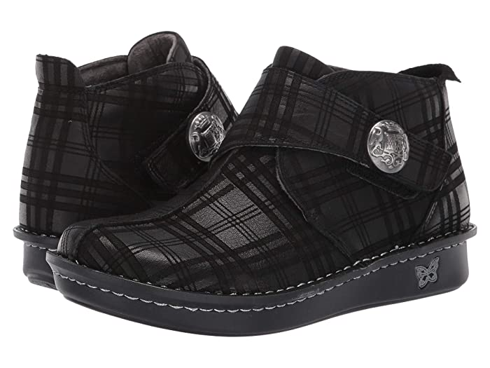 Alegria  Caiti (Plaid To Meet You) Womens  Boots