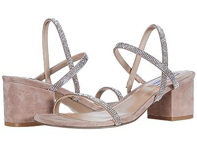 Steve Madden Inessa-R Heeled Sandal (Rhinestone) Women