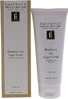 Eminence Organic Skincare Blueberry Soy Sugar Scrub, 8.4 Ounce