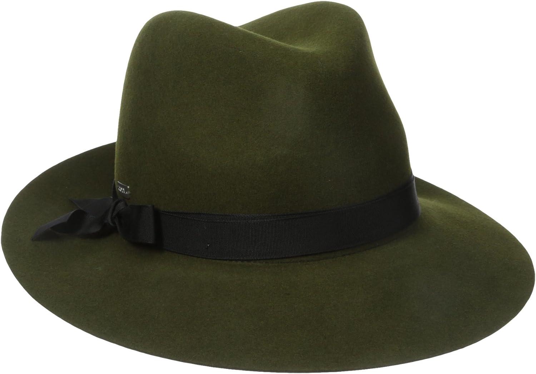 Coal Women's The Hazel Crushable Wool Felt Brim Hat