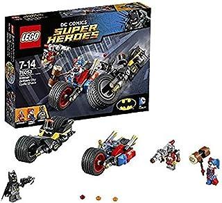 Lego Dc Comics Super Heroes 76053 - Batman : La Poursuite à Gotham City