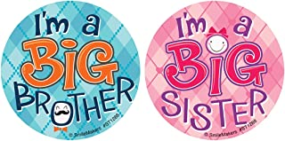 Best big brother big sister stickers Reviews