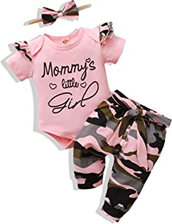Baby Girl Clothes Newborn Girls Outfits Long Sleeve...
