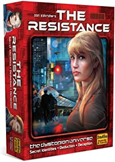 The Resistance 3rd EditionStrategy Game