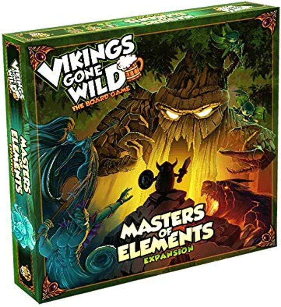 Vikings Gone Wild: Masters Outlet SALE Elements Ranking TOP2 Expansion of