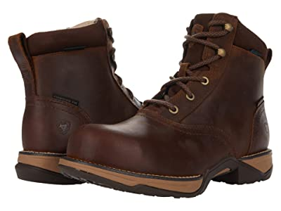 Ariat Anthem Round Toe Lacer H2O CT Women