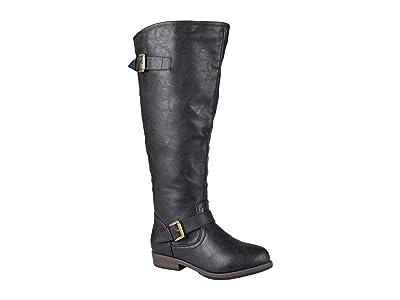 Journee Collection Spokane Boot Extra Wide Calf
